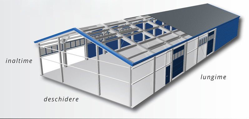 oferta constructii metalice